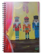 The Nutcrackers Spiral Notebook