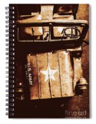 The Old Guard Spiral Notebook