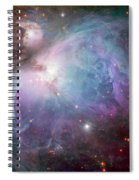 The Orion Nebula Spiral Notebook