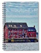 The Paint Factory, Gloucester, Massachusetts Spiral Notebook