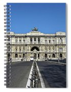 The Palace Of Justice, Rome, Italy Spiral Notebook
