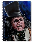 The Penguin Spiral Notebook