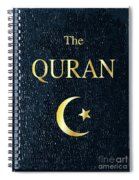 The Quran Spiral Notebook