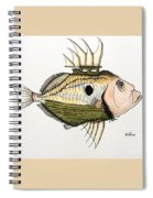 The Real John Dory Spiral Notebook