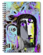 The Reckoning Spiral Notebook