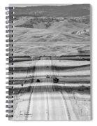 The Road From Casper Spiral Notebook