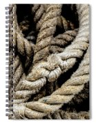 The Rope Spiral Notebook