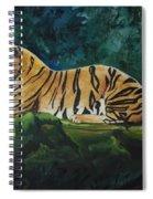 The Royal Bengal Tiger Spiral Notebook