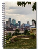 The Scout Kansas City Spiral Notebook