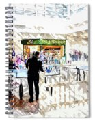 The Shopping Centre Spiral Notebook