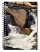 The Sinks In Smoky Mountain National Park Spiral Notebook