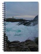 The Splash Spiral Notebook