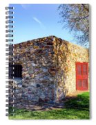 The Stone Jailhouse Spiral Notebook