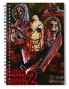 The Swabian Sawmill Massacre 2 Spiral Notebook