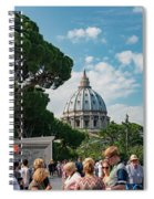 The Tours Spiral Notebook