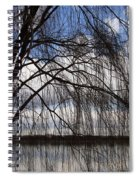 The Veil Of A Tree Spiral Notebook