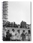 Jose Marti Memorial Spiral Notebook