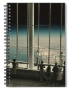The View II Spiral Notebook