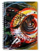 The Way Spiral Notebook