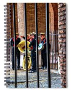 The Wedding Band Spiral Notebook