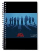 The Wild Bunch Spiral Notebook