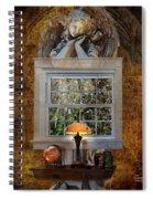 The Window Spiral Notebook