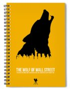 The Wolf Of Wall Street Spiral Notebook