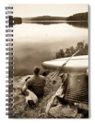 The World At Peace Spiral Notebook