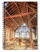 Thee Ol' Barn Spiral Notebook