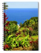 There Is A Paradise - Maui Hawaii Spiral Notebook