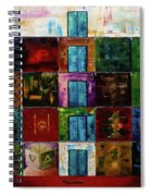 Thirty Rooms Spiral Notebook