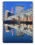 This Is Cleveland II Spiral Notebook