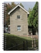 This Not Old House  Spiral Notebook