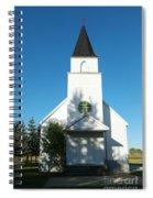 Those Sunday Hyms Spiral Notebook