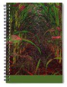 Cathedral Of Corn Spiral Notebook