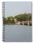 Tidal Basin Bridge Spiral Notebook