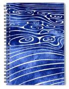 Tide Xvi Spiral Notebook