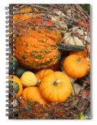 Time For Fall Spiral Notebook