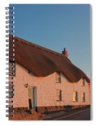 Tinker Taylor Cottage Cornwall Spiral Notebook
