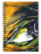 Tiny Fish Big Spiral Notebook