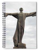 Titanic Memorial, 2008 Spiral Notebook