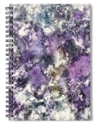 To Quietly Crumble Spiral Notebook