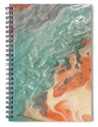 Toes In The Sand Spiral Notebook