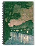 Tokaido Maekawa - Top Quality Image Edition Spiral Notebook