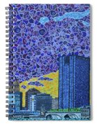 Toledo, Ohio Spiral Notebook