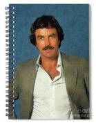 Tom Selleck, Actor Spiral Notebook