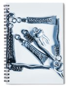 Tooth Decay Protection Spiral Notebook
