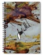 Top Bottom Spiral Notebook
