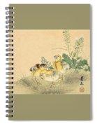 Top Quality Art - Keinen Kachoshokan 12view 3 Spiral Notebook