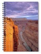 Toroweap Overlook Cliff Spiral Notebook